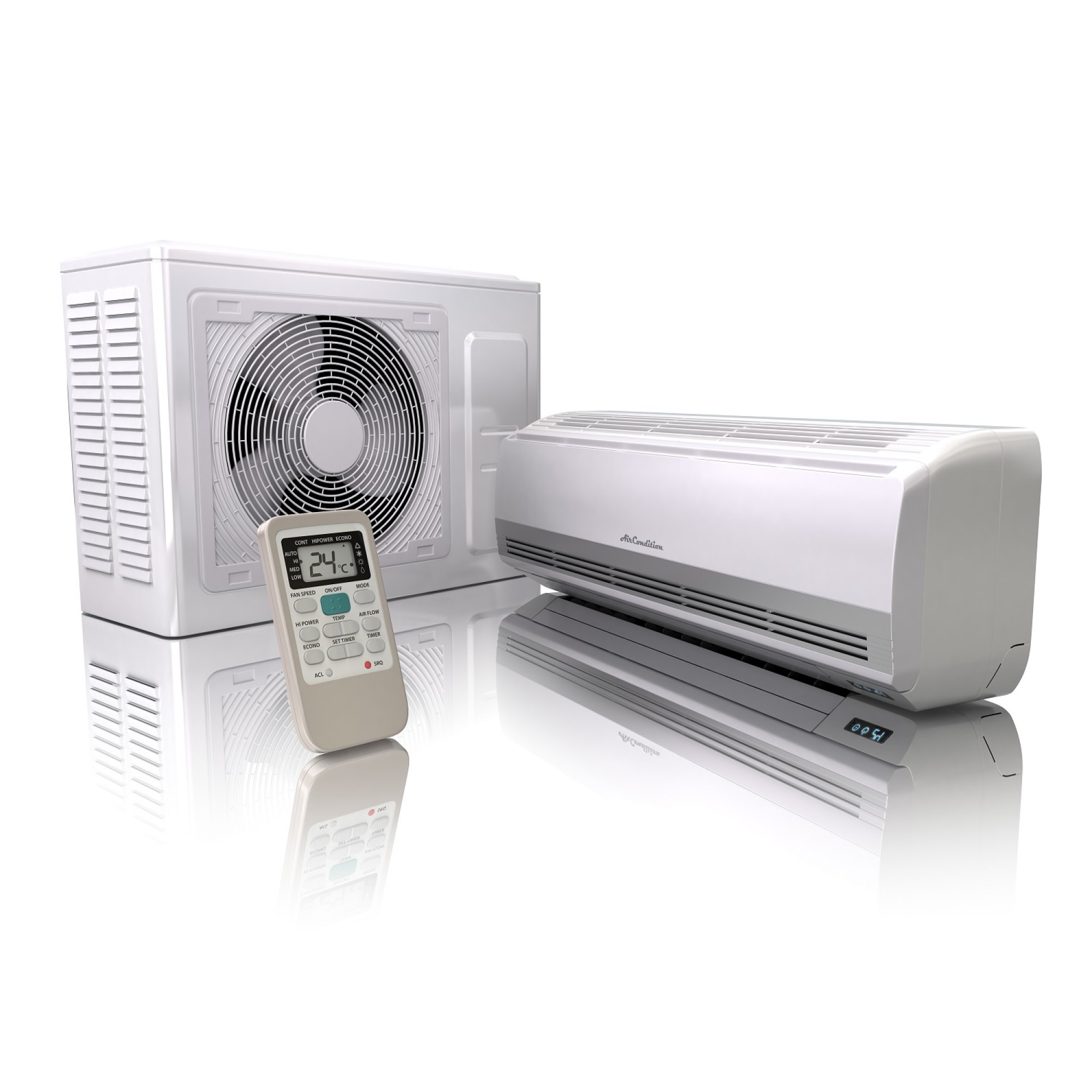 Q & A Ductless heat pump