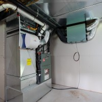 FURNACE-WITH-HUMIDIFIER-AND-AIR-EXCHANGER