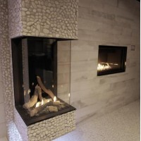 BELLFIRES VBV-3NG-SH FIREPLACE